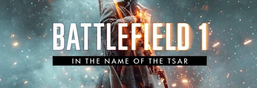 """Drei neue Bilder zum Battlefield 1 DLC """"In the Name of the Tsar"""""""