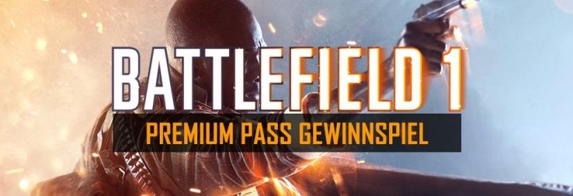 Battlefield 1: Gewinne einen Premium Pass für den PC und die Playstation 4