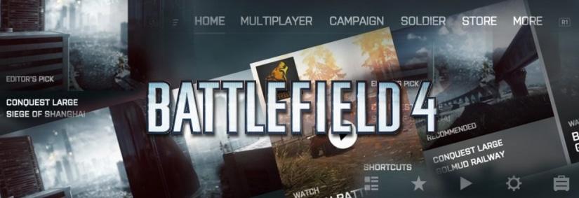 Das neue Battlefield 4 Benutzerinterface für PC Spieler ist da!