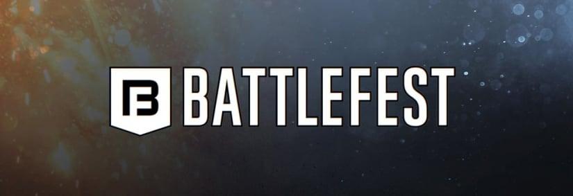 Inhalte der DICE Jubiläums Auflage des Battlefield Battlefest