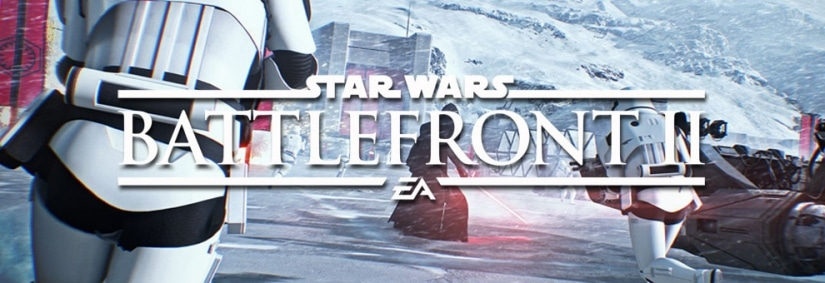 Star Wars Battlefront 2: Closed Alpha startet heute