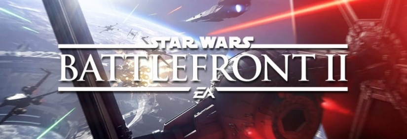 Star Wars Battlefront 2: Spacebattles Teaser Trailer geleaked