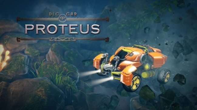 Rocket League AquaDome DLC samt Trailer und Screenshots angekündigt