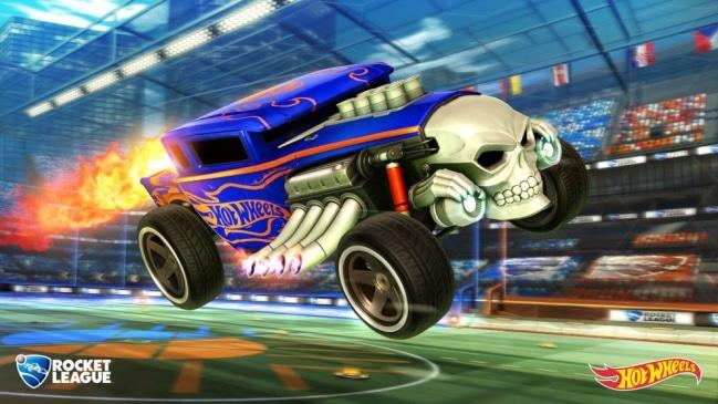 """Neues Rocket League Update bringt """"Hot Wheels"""" Autos und PS4 Pro Support"""