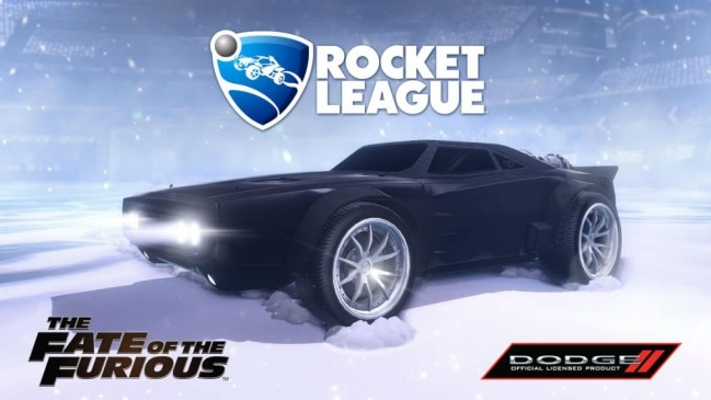 Rocket League bekommt Fate of the Furious DLC