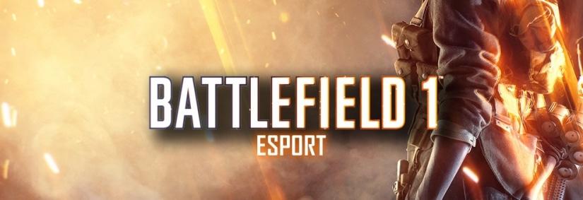 Über einen verbesserten eSport in Battlefield 1