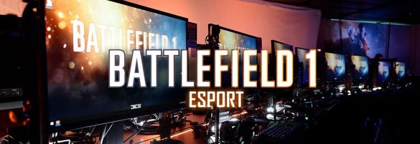 Battlefield 1: Neue Details zum eSport, weitere Infos folgen auf der Gamescom 2017