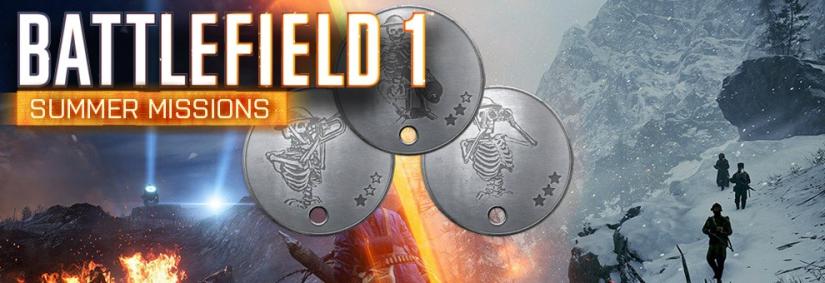 Die Battlefield 1 Summer Missions werden wiederholt