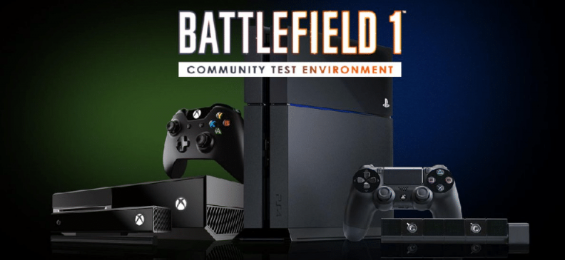 Battlefield 1 CTE: Konsolen haben neues Update erhalten