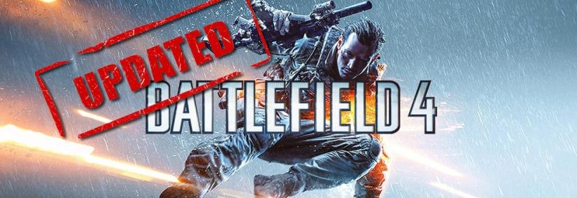Battlefield 4: Playstation 4 und Xbox One haben kurzfristig ein Update erhalten