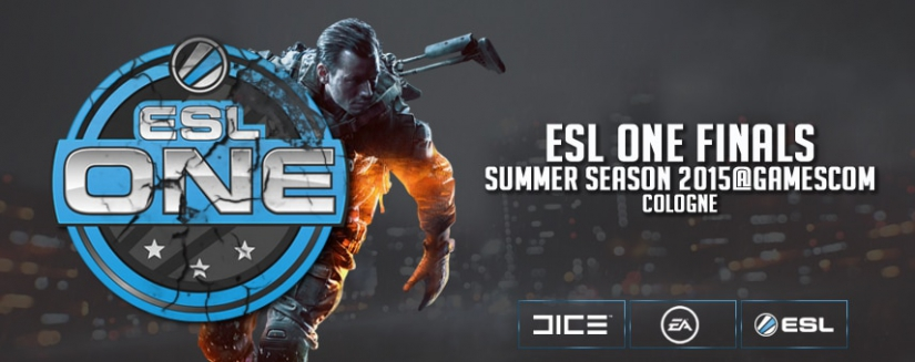 ESL One: Battlefield 4 Finals der Summer Season 2015 auf der Gamescom