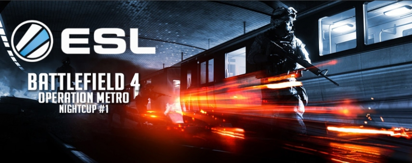 ESL: Back to Metro NightCup #1 auf dem PC