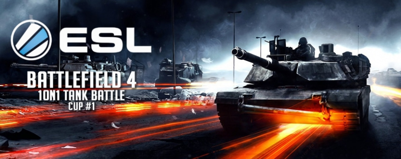 ESL: Battlefield 4 1on1 Tank Battle Cup #1 Global