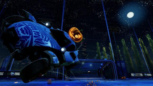 Rocket League erhält kostenlosen Halloween DLC