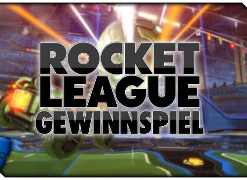 Rocket League Gewinnspiel
