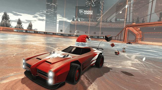 Rocket League: Neuer Spielmodus und X-Mas Goodies