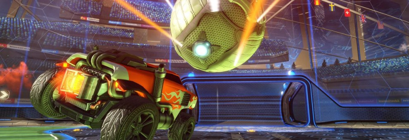 Rocket League: Neuer Patch, Neue Features