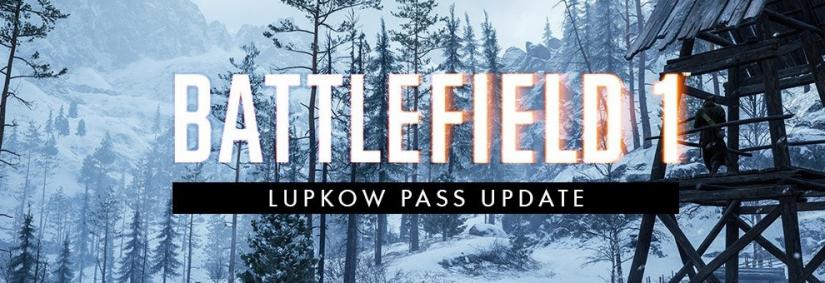 Battlefield 1: Die offiziellen Changenotes zum August/Lupkow Pass Update