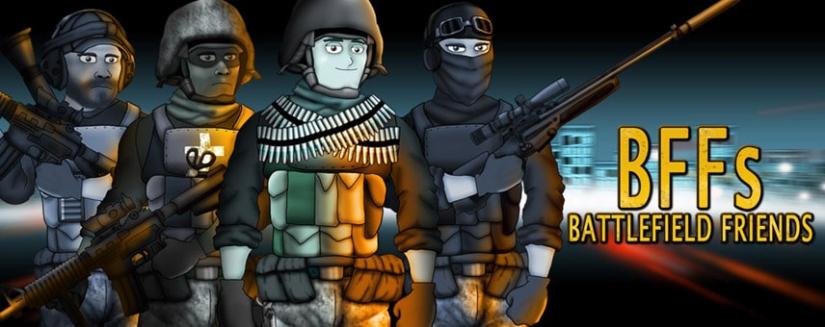 Battlefield Friends: Neue Episode veröffentlicht – S.U.A.V