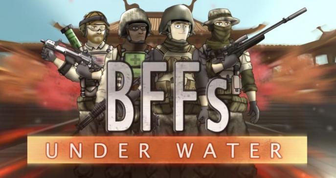 Battlefield Friends: Neue Episode veröffentlicht – Under Water