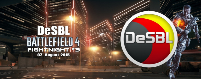 DeSBL: Dritte Fightnight beginnt im August