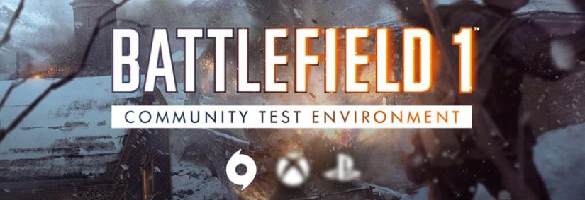 Brusilov Keep nun im Battlefield 1 Community Test Environment zum Test