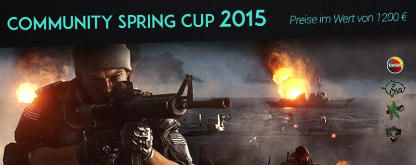 Battlefield 4 Community Spring Cup 2015