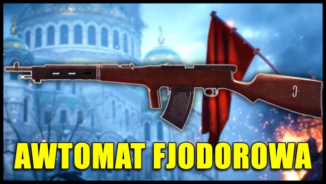 Battlefield 1 – Historische Waffen: Fedorov Avtwomat