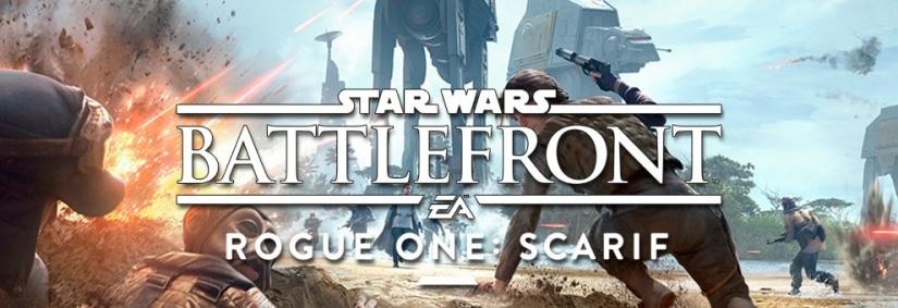 Star Wars: Battlefront – Inhalte, Releasedatum, Trailer und mehr zum Rogue One: Scarif Erweiterungspack