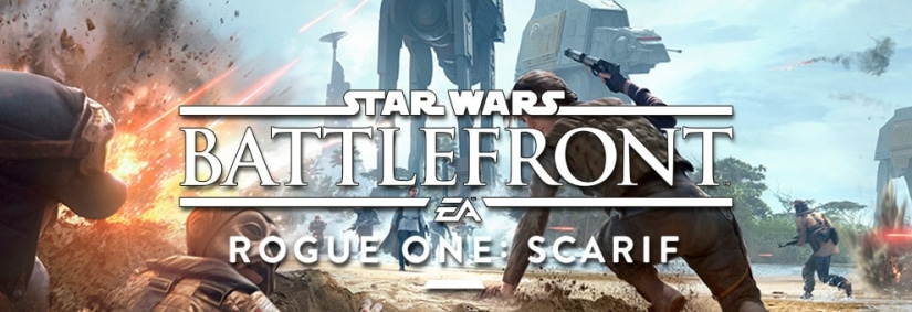 Star Wars: Battlefront Rogue One: Scarif – 15 Minuten Gameplay Video