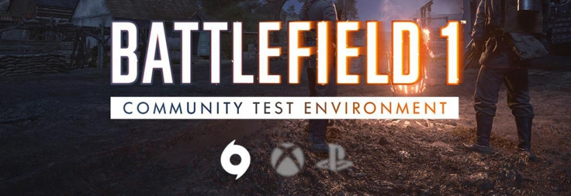 Battlefield 1: Neues CTE Update für PC Spieler verfügbar