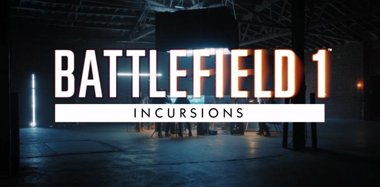 Battlefield 1 – Incursions: Closed Alpha des eSport Modus startet nächste Woche mit diesen Features