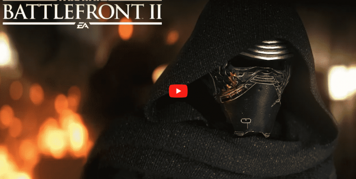 Das ist Star Wars Battlefront 2: Video stellt komplettes Spiel in 4 Minuten vor