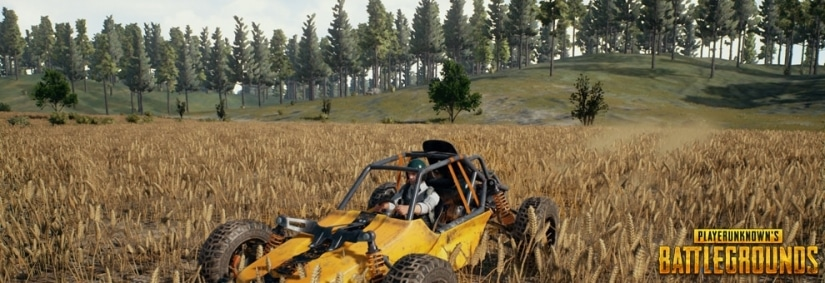 Playerunknown's Battlegrounds: Erstes neues Auto vorgestellt