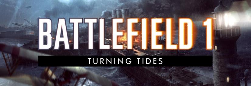 Battlefield 1 Turning Tides Cover enthüllt