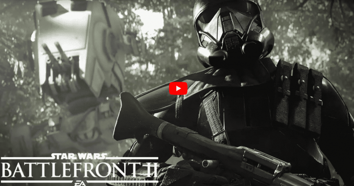Star Wars: Battlefront 2 – Open Beta Trailer