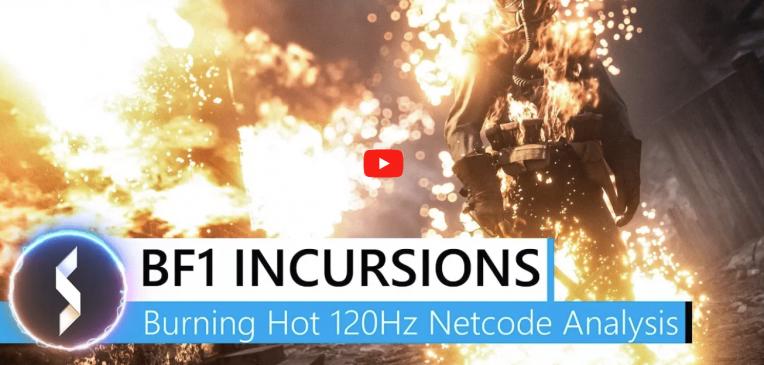 Battlefield 1 Incursions Netcode laut Test der beste auf dem Markt