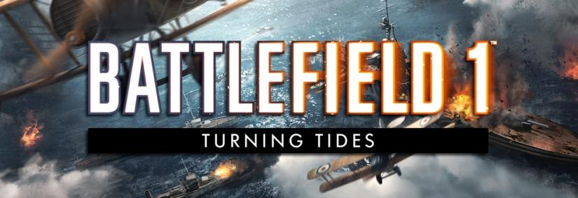 Battlefield 1 Erweiterungspack Turning Tides erscheint zweigeteilt