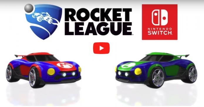 Rocket League: Termin der Nintendo Switch-Version steht fest