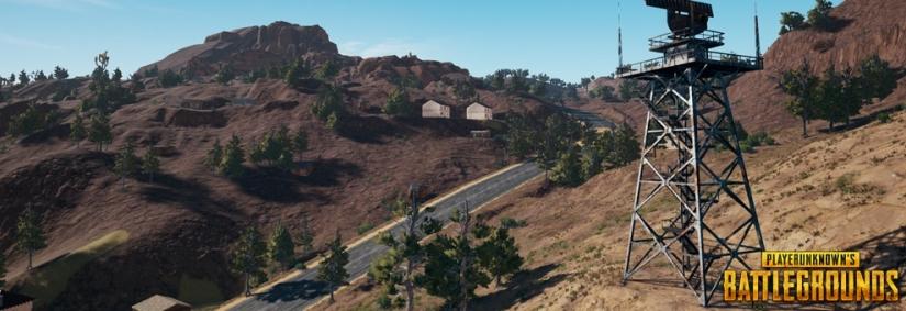 PUBG: NVIDIA enthüllt fünf neue Bilder der Wüstenmap