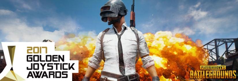 Playerunknown's Battlegrounds wurde zweifach als GOTY ausgezeichnet