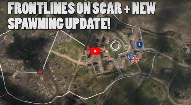 Battlefield 1: St. Quentin Scar Frontlines Gameplay und schneller spawnen