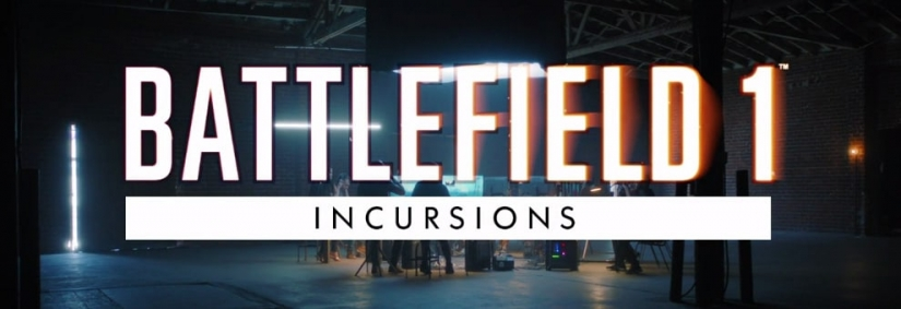 Battlefield 1 Incursions: Esport Modus soll im kommenden Jahr fertig werden