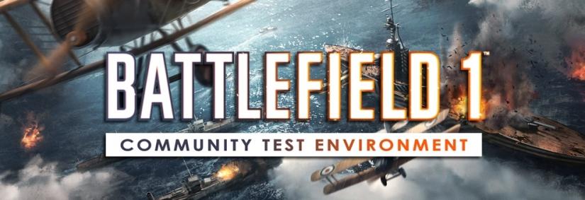 "Battlefield 1: Turning Tides Map ""Zeebrugge"" heute Abend im Community Test Environment zum Test"