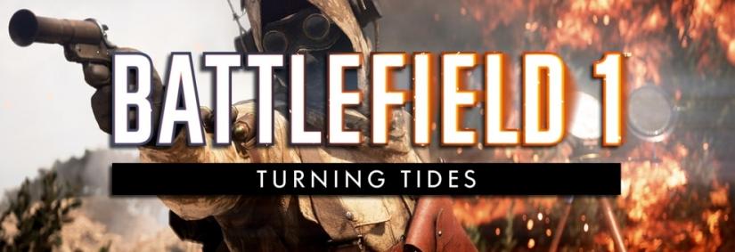 Battlefield 1: Offizieller Turning Tides Trailer veröffentlicht