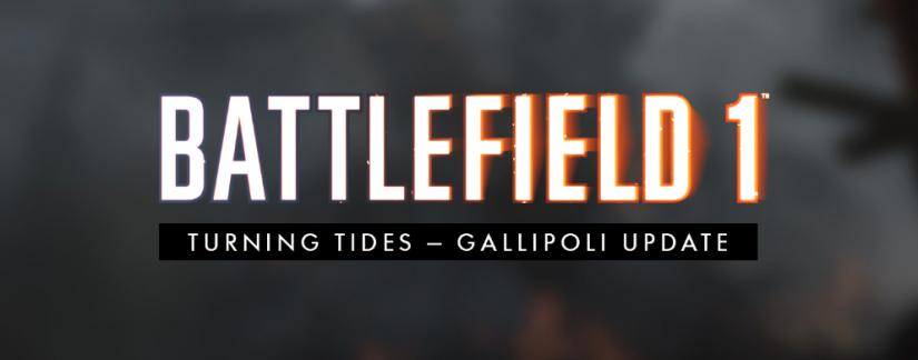 Battlefield 1: Das Dezember / Turning Tides Update ist da – Wir haben die offiziellen Changenotes und mehr für euch!