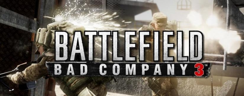 Vorstellung von Battlefield Bad Company 3 auf der E3 im Juni?