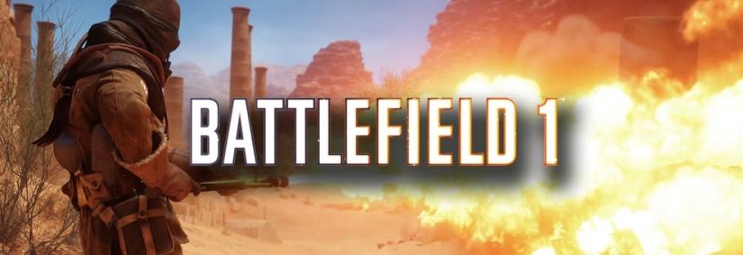 Battlefield 1: Frontlinien Spielmodus um weitere Map erweitert