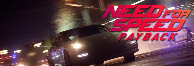 Need for Speed Payback: Online Free Roam-Update soll die Spielwelt im Multiplayer zur Lobby machen