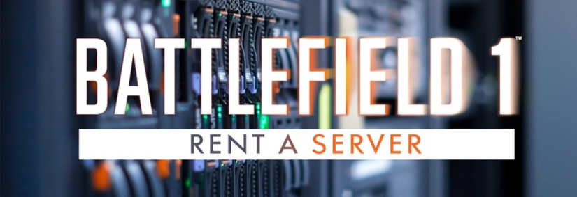 Heute: Battlefield 1 Gameserver Update